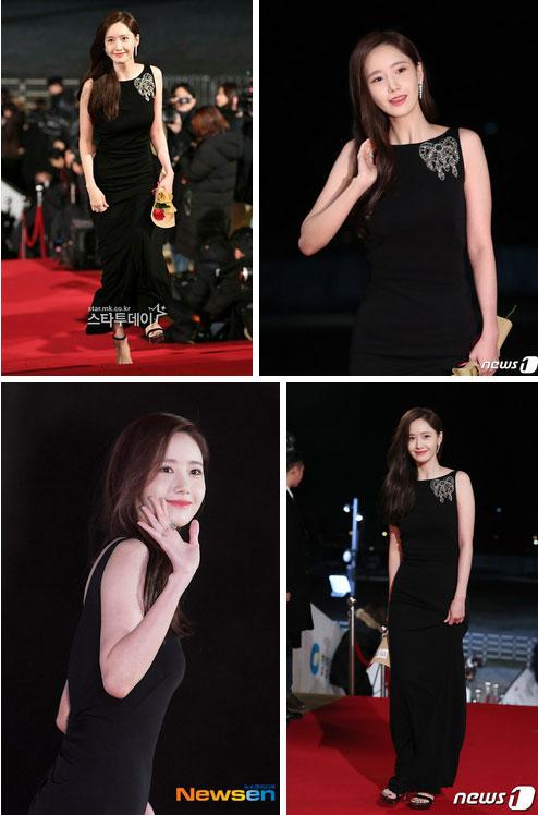 Lại diện kiểu váy hack vòng 3 nhưng lần này Yoona không còn khiến dân tình nóng mắt như trước đây nữa rồi!-1