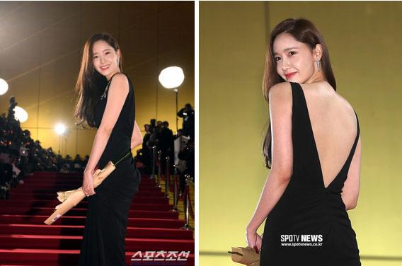 Lại diện kiểu váy hack vòng 3 nhưng lần này Yoona không còn khiến dân tình nóng mắt như trước đây nữa rồi!-2