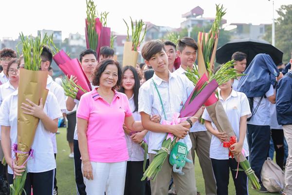 Ngày hội 20/11 'vui hết mình' của thầy trò THPT Hồng Hà-5