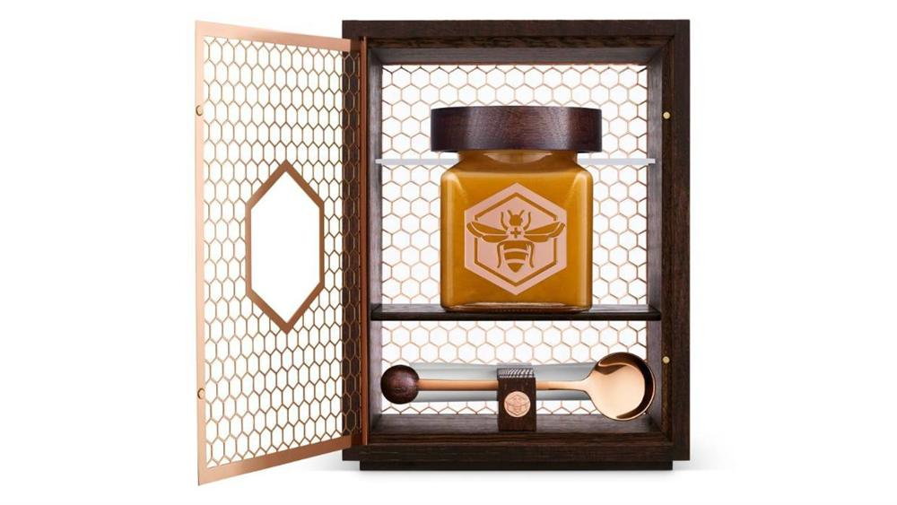 Đắt như vàng lỏng, lọ mật ong trị giá 40 triệu đồng-1