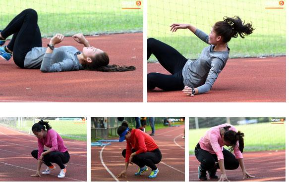 Những cô gái chân dài dành cả thanh xuân để chạy: Gục ngã, nôn khan rồi lại đứng dậy vì mục tiêu vàng SEA Games-6