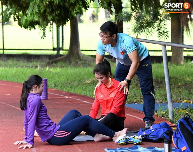 Những cô gái chân dài dành cả thanh xuân để chạy: Gục ngã, nôn khan rồi lại đứng dậy vì mục tiêu vàng SEA Games-12