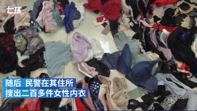 Gã biến thái ăn cắp hơn 200 đồ lót phụ nữ chỉ để nhìn, khi bị cảnh sát bắt đã yêu cầu một việc khiến ai cũng phẫn nộ-2