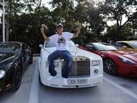 Đại gia Dương 'Kon' tậu Lamborghini Urus giá vài chục tỷ