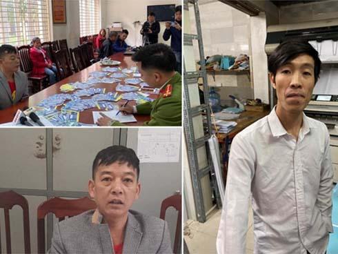 Khởi tố, bắt giam 3 bị can in 1.000 vé giả trong trận Việt Nam - Thái Lan-1