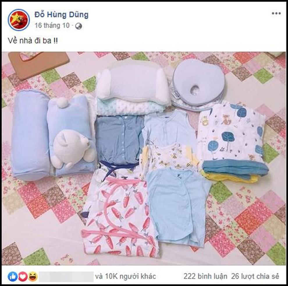 Ông bố bỉm sữa quốc dân gọi tên dàn cầu thủ Việt Nam: Giặt giũ, tắm gội, cho con ngủ anh cân tất!-12