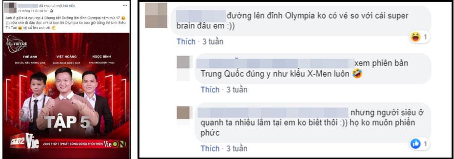 Những lần thí sinh Olympia mạnh miệng cãi nhau trên Facebook, căng nhất là màn đáp trả khiến đối phương cúp đuôi bỏ chạy-3