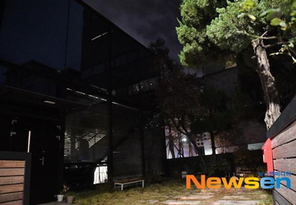 Hình ảnh đầu tiên tại hiện trường nơi tìm thấy thi thể của Goo Hara được công bố-2