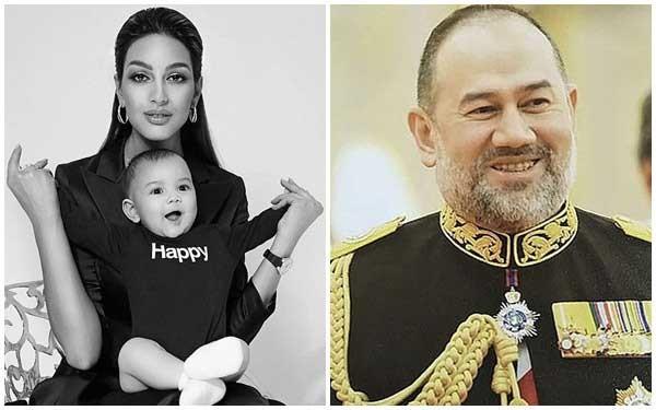Người đẹp Nga lần đầu công bố nội dung lá thư gửi cho cựu vương Malaysia, đáp trả khi bị tố không xét nghiệm ADN con-2
