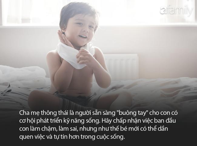 Để tạo nên một đứa trẻ có tính cách tự lập, đây là 4 phương pháp cha mẹ dễ dàng áp dụng-1