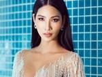 Vừa sang Mỹ thi Miss Universe, Hoàng Thùy diện suit xanh gợi nhớ đến phong cách của HHen Niê-12