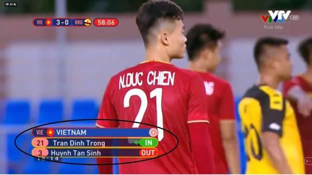 Sai sót khó chấp nhận của BTC SEA Games: Đình Trọng hồi sinh, phòng họp báo thiếu thốn, phóng viên tác nghiệp khổ sở ở trận U22 Việt Nam đấu Brunei-1
