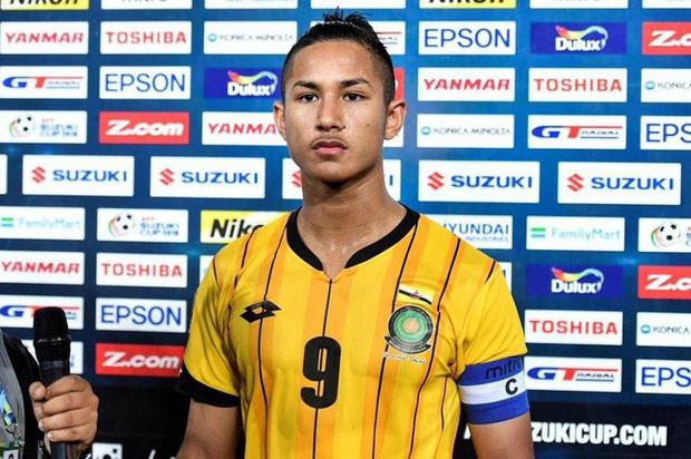 Bình luận của Đức Huy về cầu thủ mang thân phận hoàng gia bất ngờ được share điên đảo bên lề trận Việt Nam gặp Brunei ở SEA Games-1
