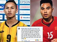 Bình luận của Đức Huy về cầu thủ mang thân phận hoàng gia bất ngờ được share điên đảo bên lề trận Việt Nam gặp Brunei ở SEA Games