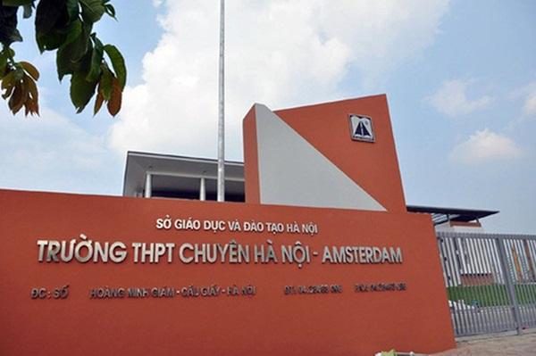 Điều kiện dự thi vào lớp 6 Trường THPT chuyên Hà Nội - Amsterdam, bố mẹ cân nhắc trước khi quyết định cho con theo học-2