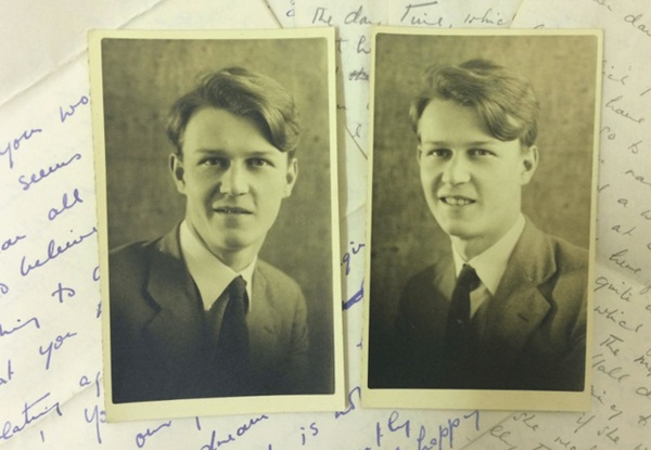 Hơn 600 bức thư tình trong 6 năm và tình yêu trong bóng tối của 2 người đàn ông giữa bom đạn chết chóc nhưng không có kết cục đẹp-7