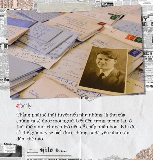 Hơn 600 bức thư tình trong 6 năm và tình yêu trong bóng tối của 2 người đàn ông giữa bom đạn chết chóc nhưng không có kết cục đẹp-8
