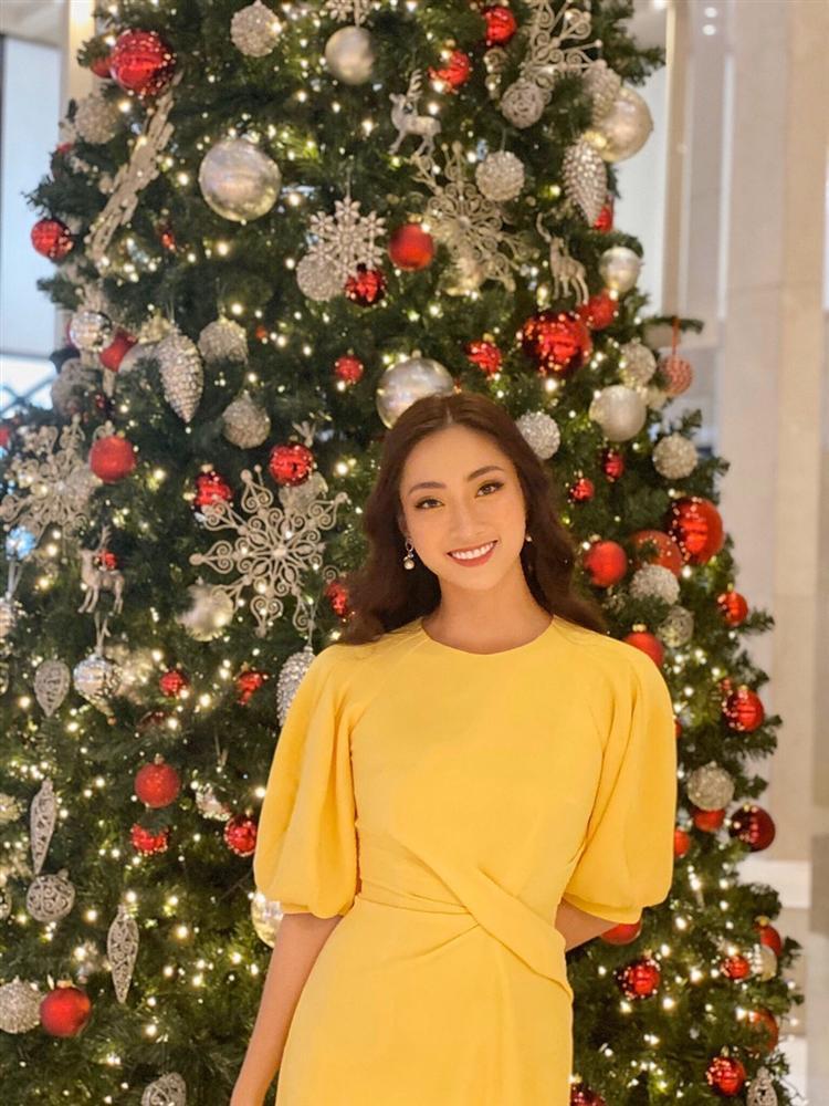 Lương Thùy Linh vào Top 10 phần thi Siêu mẫu tại Miss World-8