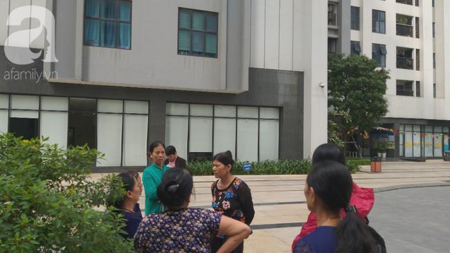 Vụ bé gái rơi từ tầng 39 ở Hà Nội: Gọi con gái dậy ăn sáng đi học, bố mẹ hốt hoảng đi tìm thì chết lặng trước sự thật đau lòng-5