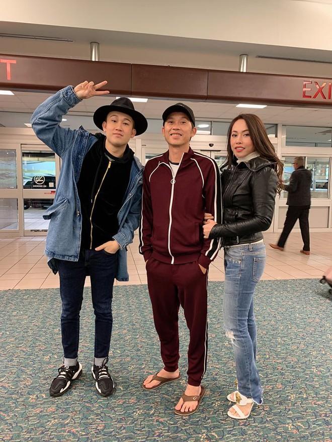 Hoài Linh đăng ảnh đoàn tụ gia đình ở Mỹ-2
