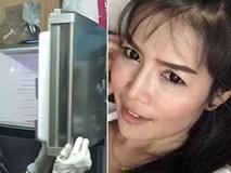 Án mạng chấn động: Con trai 20 tuổi sát hại mẹ rồi nhét thi thể vào tủ lạnh
