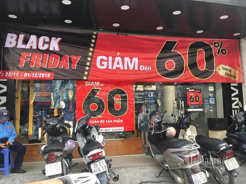 Chỉ có ở Việt Nam, hàng bánh vỉa hè tưng bừng Black Friday-1