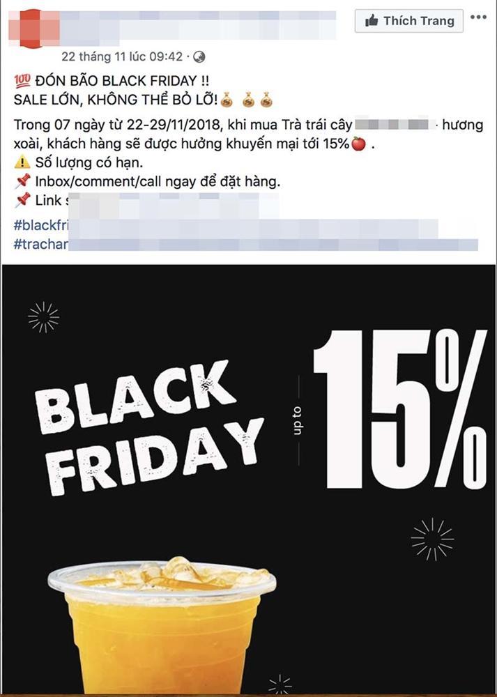 Chỉ có ở Việt Nam, hàng bánh vỉa hè tưng bừng Black Friday-5
