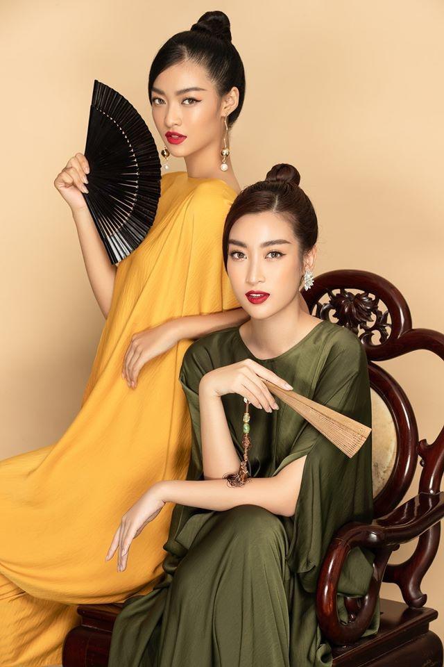 Nguyễn Hà Kiều Loan và dàn hoa khôi đại học 10X-4