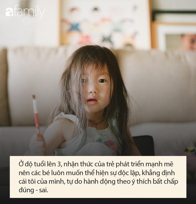 Đừng than trời vì sự thay tính đổi nết khi con lên 3, cha mẹ nên hiểu nguyên nhân sâu xa này để đưa ra biện pháp giáo dục phù hợp-2
