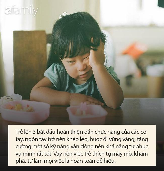 Đừng than trời vì sự thay tính đổi nết khi con lên 3, cha mẹ nên hiểu nguyên nhân sâu xa này để đưa ra biện pháp giáo dục phù hợp-3