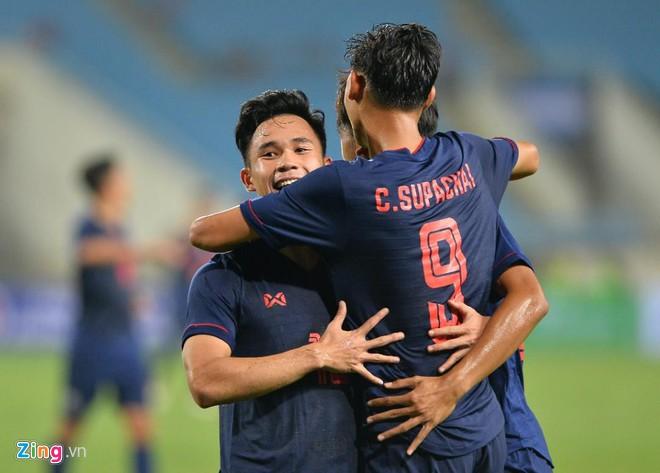 Không ngạc nhiên nếu Thái Lan bị loại từ vòng bảng SEA Games-1