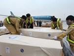 Hàng nghìn người đón thi thể các nạn nhân tử vong trong thùng xe cotainer ở Anh về quê nhà Nghệ An, Hà Tĩnh-10