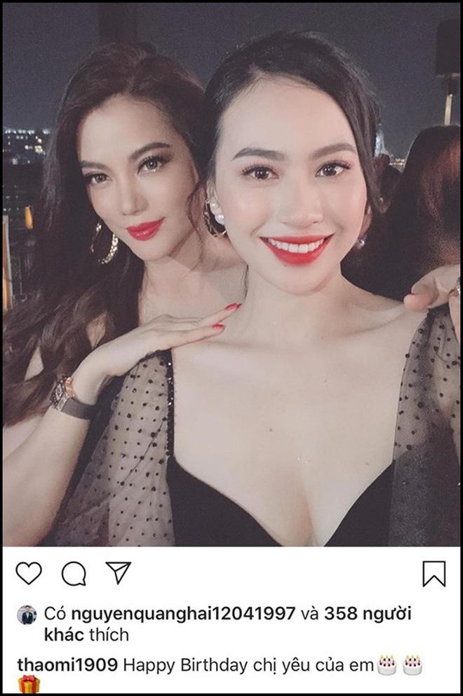 Quang Hải bị quay lén cảnh hẹn hò với hot girl 1m52, dân tình còn soi ra cầu thủ vẫn like đều tay ảnh người cũ: Không biết ai đó có ghen không ta?-6