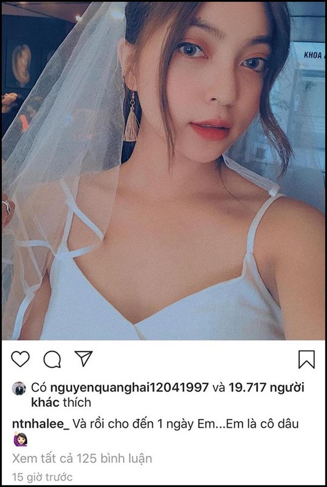 Quang Hải bị quay lén cảnh hẹn hò với hot girl 1m52, dân tình còn soi ra cầu thủ vẫn like đều tay ảnh người cũ: Không biết ai đó có ghen không ta?-7