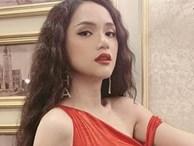 Hoa hậu Hương Giang mặc váy siêu ngắn bó sát khoe dáng đẹp như tranh
