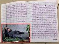 Xôn xao lá thư tuyệt mệnh của bé gái 11 tuổi nhảy lầu chung cư tự tử vì chuyện gia đình: 'Giá mà bây giờ gia đình mình như vậy thì tốt quá, nhưng không, mọi thứ tan vỡ rồi'