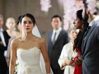 Đám cưới đang tưng bừng thì một cô gái lên sân khấu giật mic của MC tuyên bố 'Tôi phản đối đám cưới giả tạo này' nhưng chú rể lại rất 'ngơ ngác'