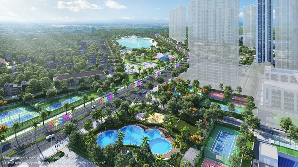 Ra mắt The Sapphire 4 - 'viên ngọc sáng' của Vinhomes Smart City-4