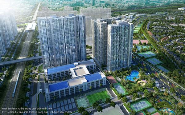 Ra mắt The Sapphire 4 - 'viên ngọc sáng' của Vinhomes Smart City-2