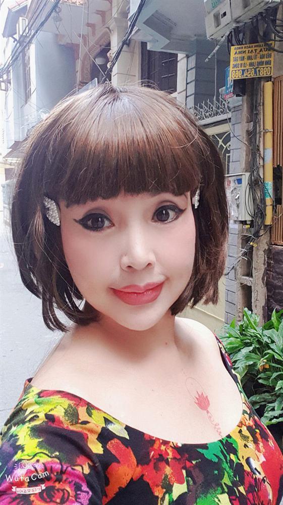 """Em bé Hà Nội"""" Lan Hương tự tin khoe ảnh chụp bằng camera thường, khẳng định trong hình còn xấu hơn ngoài đời sau loạt ồn ào nhan sắc-3"""