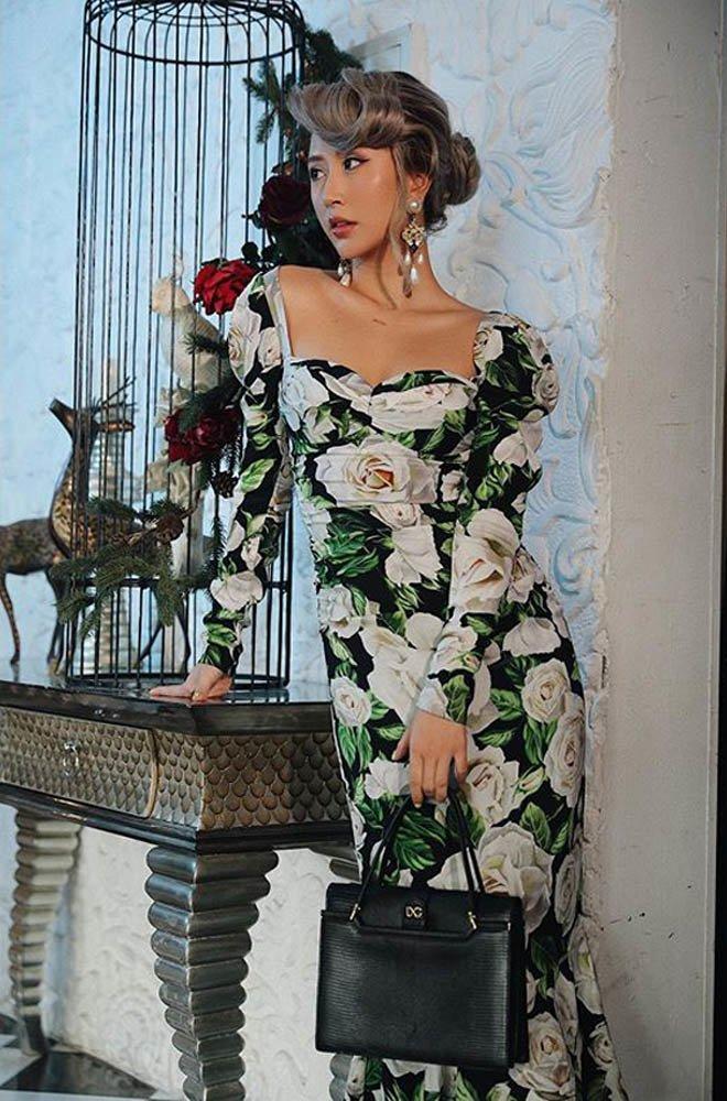 Đụng hàng chiếc đầm hoa 60 triệu với mỹ nhân khắp châu Á, Hồ Ngọc Hà vẫn đẹp bất bại-6