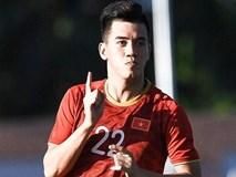 Bàn nâng tỷ số lên 2-0 của U22 Việt Nam trước Lào