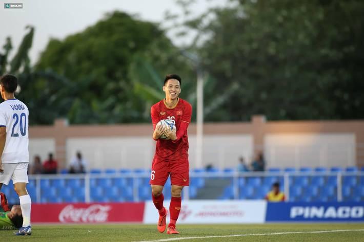 Quang Hải nổ súng, U22 Việt Nam thắng lớn nhưng thầy Park bắt đầu phải lo lắng-6