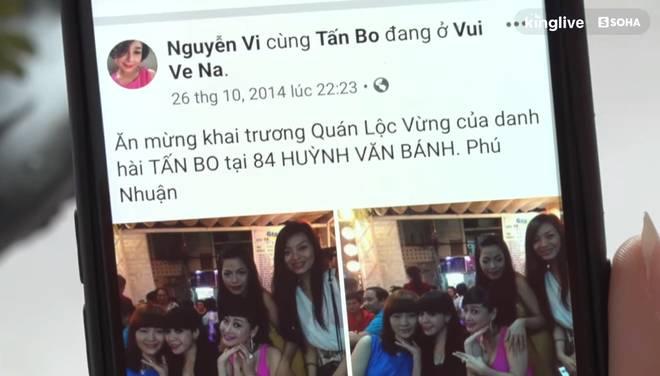 Vợ nghệ sĩ Tấn Bo: Bể nợ, người ta tạt sơn, hắt mắm tôm vào nhà, đe dọa bắt cóc con em-5