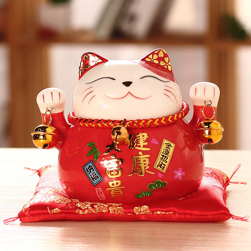 Đặt mèo Thần Tài đúng vị trí này: Lộc lá quanh năm, tiền bạc ào ào kéo về-2