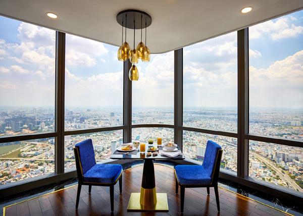 Vinpearl Luxury Landmark 81- Khách sạn hướng sông hàng đầu thế giới 2019-6