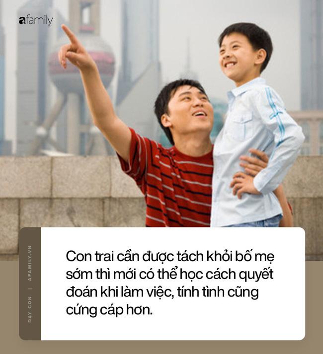 Muốn con trai thành công trong tương lai, ngay từ nhỏ bố mẹ cần tránh xa 5 sai lầm nuôi dưỡng độc hại sau-1