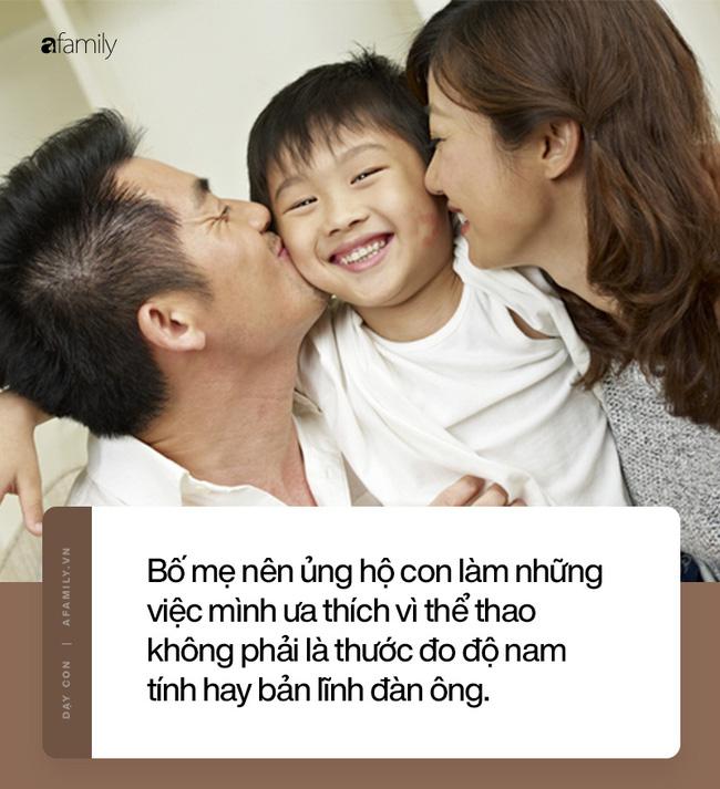Muốn con trai thành công trong tương lai, ngay từ nhỏ bố mẹ cần tránh xa 5 sai lầm nuôi dưỡng độc hại sau-4