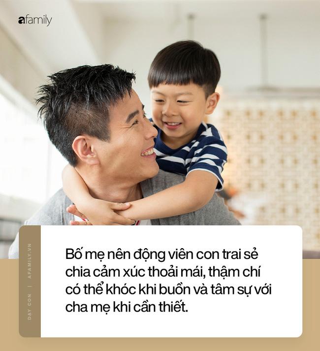 Muốn con trai thành công trong tương lai, ngay từ nhỏ bố mẹ cần tránh xa 5 sai lầm nuôi dưỡng độc hại sau-5
