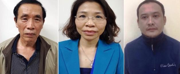 NÓNG: Bắt tạm giam nguyên Phó Giám đốc Sở KH-ĐT Hà Nội và 2 bị can liên quan vụ Nhật Cường-2
